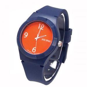 JACK SPADE(ジャックスペード) 時計 JSWURU0003 ブルー(ケース) オレンジ(文字盤) h01