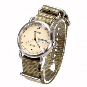 JACK SPADE(ジャックスペード) 時計 JSWURU0056 シルバー(ケース) アイボリー(文字盤) h01