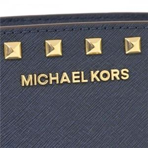 Michael Kors(マイケルコース) ナナメガケバッグ 30T3GSMM2L 406 NAVY f04
