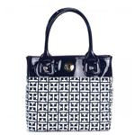TOMMY HILFIGER(トミーヒルフィガー) トートバッグ 6928785 104 NAVY/NATURAL
