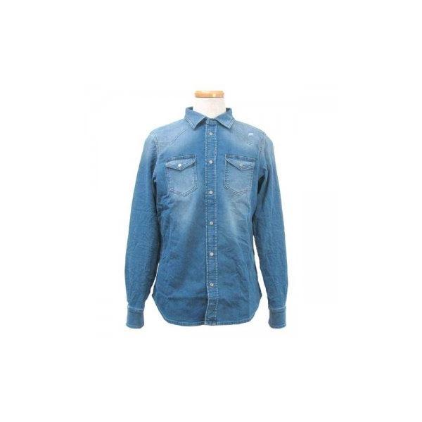 DIESEL(ディーゼル) メンズシャツ 00S2D7 1f00