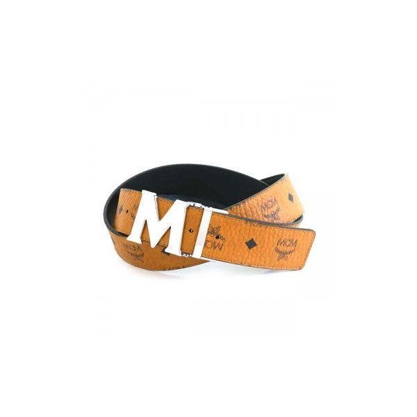 MCM(エムシーエム) ベルト MXB6SVI91 CO130 COGNACf00