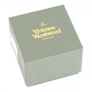 Vivienne Westwood(ヴィヴィアンウエストウッド) ピアス 0019/01/02 CRYSTAL/IMITATION RHODIUM h03