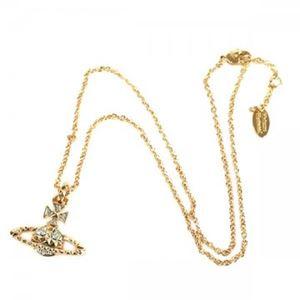 Vivienne Westwood(ヴィヴィアンウエストウッド) ペンダント/ネックレス MT12628/4 CRYSTAL/PINK GOLD/RHODIUM h02