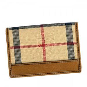 Burberry(バーバリー) 二つ折り財布(小銭入れ付) 3978335 TAN h01