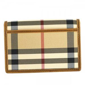 Burberry(バーバリー) 二つ折り財布(小銭入れ付) 3978335 TAN h02