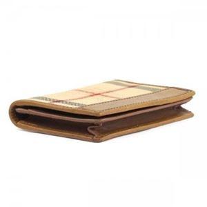 Burberry(バーバリー) 二つ折り財布(小銭入れ付) 3978335 TAN h03