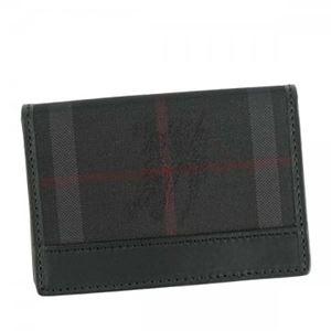Burberry(バーバリー) 二つ折り財布(小銭入れ付) 3978336 CHARCOAL/BLACK h01