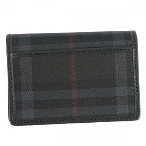 Burberry(バーバリー) 二つ折り財布(小銭入れ付) 3978336 CHARCOAL/BLACK h02