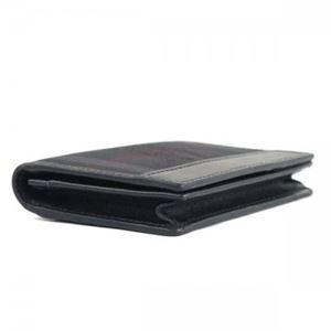 Burberry(バーバリー) 二つ折り財布(小銭入れ付) 3978336 CHARCOAL/BLACK h03