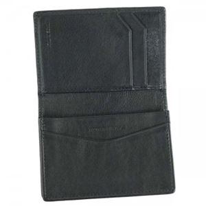 Burberry(バーバリー) 二つ折り財布(小銭入れ付) 3978336 CHARCOAL/BLACK f04