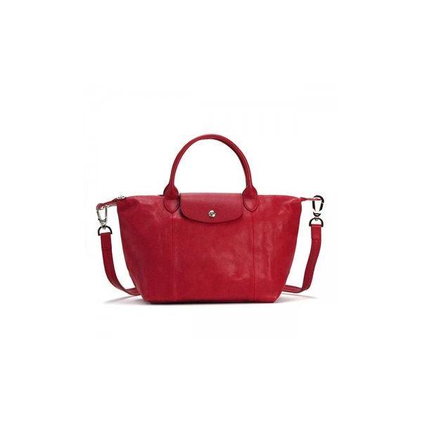 Longchamp(ロンシャン) ナナメガケバッグ 1512 45 CERISEf00