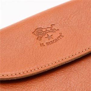 IL BISONTE(イルビゾンテ) 三つ折り財布(小銭入れ付) C0972 145 CARAMEL f05
