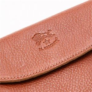 IL BISONTE(イルビゾンテ) 三つ折り財布(小銭入れ付) C0972 214 COGNAC f05