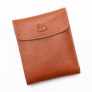 IL BISONTE(イルビゾンテ) 三つ折り財布(小銭入れ付) C0976 145 CARAMEL h01