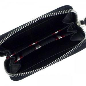 Bally(バリー) 小銭入れ TEBIOT 290 BLACK BLACK/WHITE h02