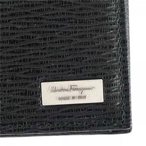 Ferragamo(フェラガモ) 二つ折り財布(小銭入れ付) 669964 636155 NERO f04