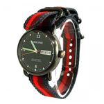 JACK SPADE(ジャック・スペード)時計 JSWURU0135 シルバー(ケース) ブラック(文字盤)