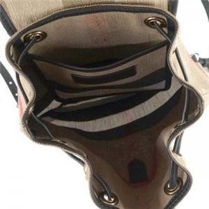 Burberry(バーバリー) バックパック 4012430 BLACK f04