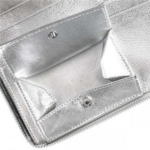 COMME des GARCONS(コムデギャルソン) 長財布 SA0110 G SILVER SILVER h02