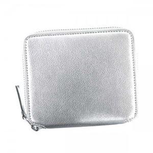 COMME des GARCONS(コムデギャルソン) 二つ折り財布(小銭入れ付) SA2100G SILVER SILVER h01