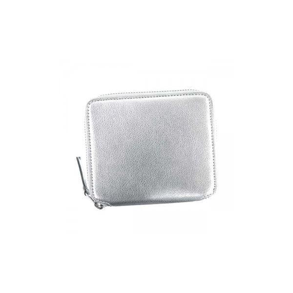 COMME des GARCONS(コムデギャルソン) 二つ折り財布(小銭入れ付) SA2100G SILVER SILVERf00