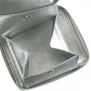 COMME des GARCONS(コムデギャルソン) 二つ折り財布(小銭入れ付) SA2100G SILVER SILVER h03