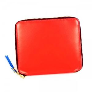 COMME des GARCONS(コムデギャルソン) 二つ折り財布(小銭入れ付) SA2100SF ORANGE h01
