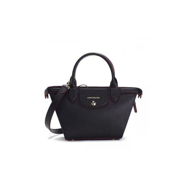 Longchamp(ロンシャン) ハンドバッグ 1116 1 NOIRf00