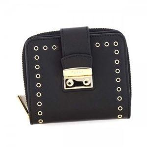 FURLA(フルラ) 二つ折り財布(小銭入れ付) PQ43 O60 ONYX h01