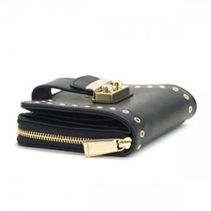FURLA(フルラ) 二つ折り財布(小銭入れ付) PQ43 O60 ONYX h02