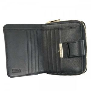 FURLA(フルラ) 二つ折り財布(小銭入れ付) PQ43 O60 ONYX h03