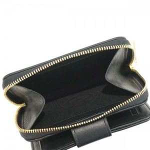 FURLA(フルラ) 二つ折り財布(小銭入れ付) PQ43 O60 ONYX f04