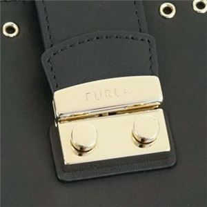 FURLA(フルラ) 二つ折り財布(小銭入れ付) PQ43 O60 ONYX f05