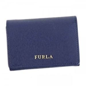 FURLA(フルラ) 三つ折り財布(小銭入れ付) PN75 NVY NAVY h01