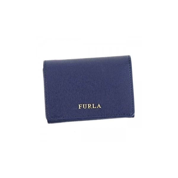 FURLA(フルラ) 三つ折り財布(小銭入れ付) PN75 NVY NAVYf00