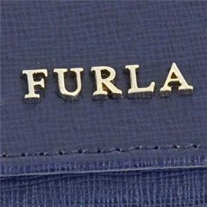 FURLA(フルラ) 三つ折り財布(小銭入れ付) PN75 NVY NAVY f05