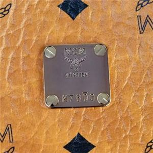 MCM(エムシーエム) トートバッグ MWP6AVI38 CO001 COGNAC f05