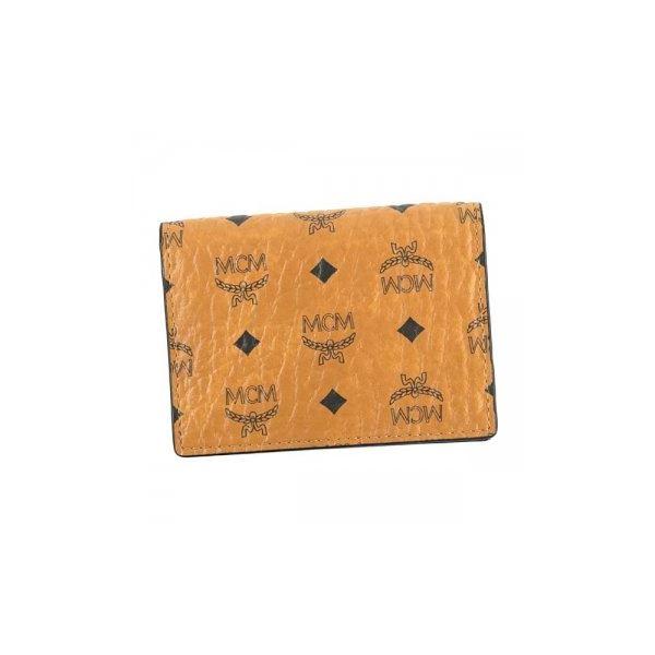 MCM(エムシーエム) カードケース MXC6AVI20 CO001 COGNACf00