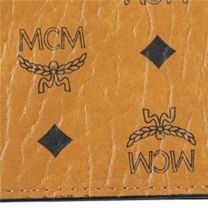 MCM(エムシーエム) カードケース MXC6AVI20 CO001 COGNAC f05