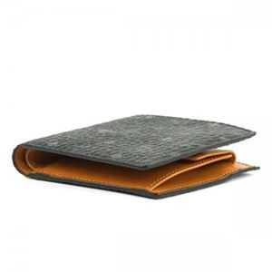 MCM(エムシーエム) 二つ折り財布(小銭入れ付) MXS6AVI66 BK001 BLACK h02