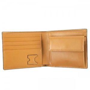 MCM(エムシーエム) 二つ折り財布(小銭入れ付) MXS6AVI66 BK001 BLACK h03