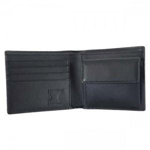 MCM(エムシーエム) 二つ折り財布(小銭入れ付) MXS6AVI66 CO001 COGNAC h03