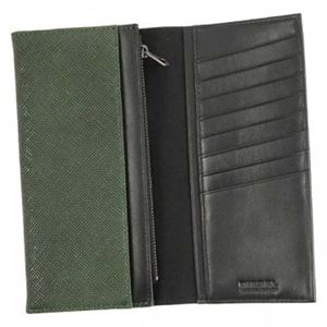DIESEL(ディーゼル) 長財布 X03340 MILLITARY GREEN/BLACK P0517 h03