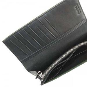 DIESEL(ディーゼル) 長財布 X03340 MILLITARY GREEN/BLACK P0517 f04