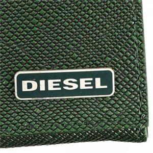 DIESEL(ディーゼル) 長財布 X03340 MILLITARY GREEN/BLACK P0517 f05