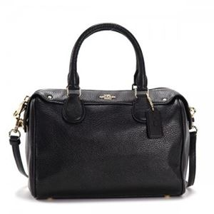 Coach Factory(コーチ F) ナナメガケバッグ  36677 IMBLK  - 拡大画像