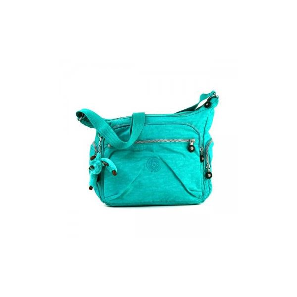 Kipling(キプリング) ナナメガケバッグ K15255 86R COOL TURQUOISEf00