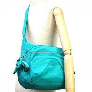 Kipling(キプリング) ナナメガケバッグ K15255 86R COOL TURQUOISE f05