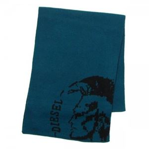 DIESEL(ディーゼル) マフラー 00S4ML 8DK BLUE h01